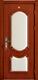 实木复合油漆套装门-HT-046