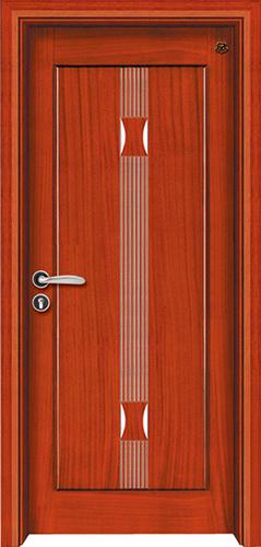 实木复合油漆套装门-HT-SB-19