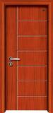 实木复合油漆套装门 -HT-SB-18