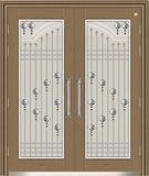 高端别墅大门系列-HT-F-5017