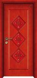 实木复合油漆套装门 -HT-SB-11