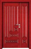 实木复合油漆套装门-HT-SC-801