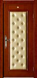 实木复合油漆套装门-HT-047
