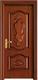 实木复合油漆套装门-HT-Y-13