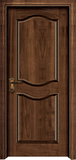 实木复合油漆套装门-HT-SB-22