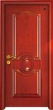 实木复合油漆套装门-HT-SA-3