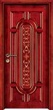 实木复合油漆套装门-HT-SA-6
