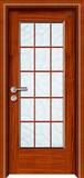 实木复合油漆套装门-HT-SB-23