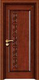 实木复合油漆套装门-HT-SA-4