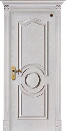 实木复合油漆套装门-HT-SC-121