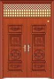 高端别墅大门系列-HT-F-6012