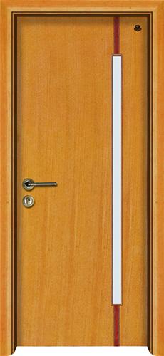 实木复合油漆套装门-HT-SB-115