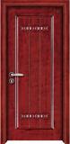 实木复合油漆套装门-HT-SA-5