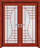 实木复合油漆套装门 -HT-SD-803