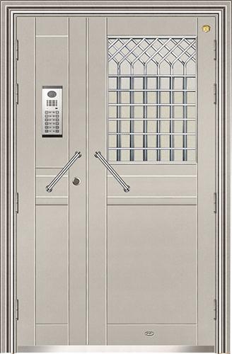 高端别墅大门系列-HT-F-5016