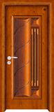 实木复合油漆套装门 -HT-SA-7