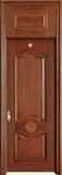 实木复合油漆套装门-HT-ST-03