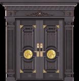 纯铜镌刻木纹-GLL-T-1605