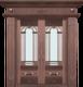 纯铜雕刻木纹-GLL-T-1620