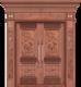 纯铜镌刻木纹-GLL-T-1601