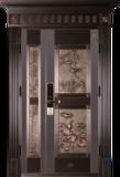 纯铜雕刻木纹 -GLL-T-1608