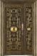 精雕铸铝门-GLL-ZL-1615