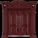 非标别墅大门 -GLL-F-1608