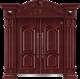 非标别墅大门-GLL-F-1608