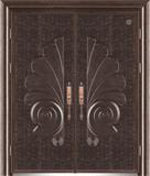 精雕铸铝门-GLL-ZL-1608