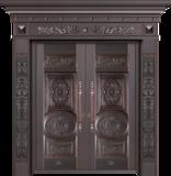 纯铜雕刻木纹 -GLL-T-1607