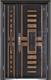 精雕铸铝门-GLL-ZL-1603