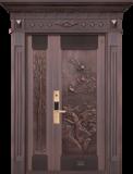 纯铜雕刻木纹 -GLL-T-1609