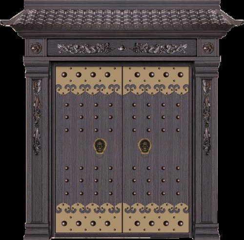 纯铜镌刻木纹-GLL-T-1603