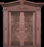 纯铜雕刻木纹 -GLL-T-1611