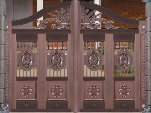 纯铜雕刻木纹-GLL-T-1621