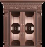 纯铜雕刻木纹 -GLL-T-1616