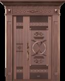 纯铜雕刻木纹 -GLL-T-1616-05