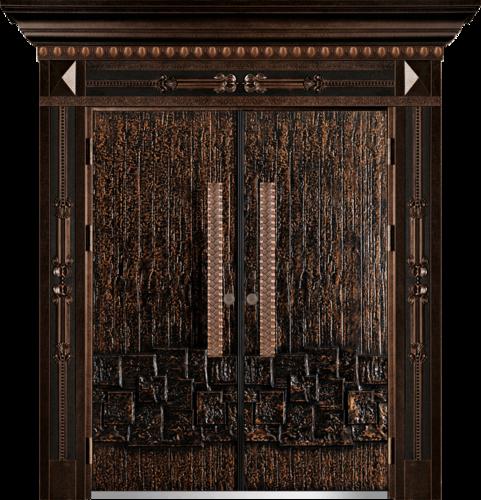精雕铸铝门-GLL-ZL-1601