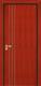 格洛里木门系列-GLL-S-1637B 柚木2