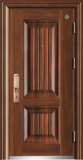 精品防盗门系列-GLL-015 甲级9CM