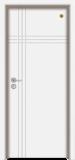 格洛里木门系列 -GLL-S-1655B 纯白