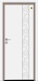 格洛里木门系列 -GLL-S-1656B 纯白