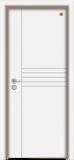 格洛里木门系列 -GLL-S-1639B 纯白