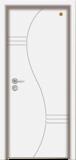 格洛里木门系列 -GLL-S-1651B 纯白
