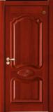 格洛里木门系列 -GLL-S-1618HH 红胡桃2