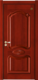 格洛里木门系列-GLL-S-1618HH 红胡桃2