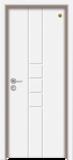 格洛里木门系列 -GLL-S-1659B 纯白
