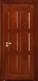 格洛里木门系列-GLL-S-1629C 红胡桃1