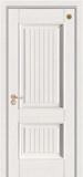 格洛里木门系列 -GLL-S-1627A 纯白