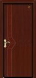 格洛里木门系列-GLL-S-1633B 红胡桃1